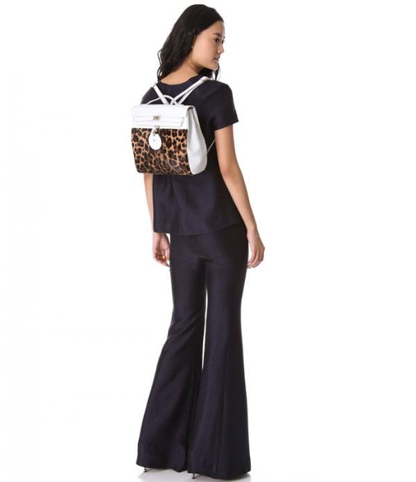 Rucsac elegant pentru femei, marca Jason Wu, Foto: thebestfashionblog.com