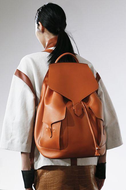 Rucsac pentru femei, marca Hermes, Foto: into-the-fashion.com
