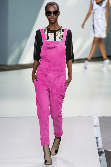 Salopeta roz marca Phillip Lim, Foto: silverinmylungs.blogspot.ro