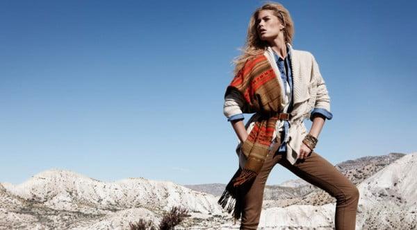 Tinuta trendy H&M la moda in 2013, Foto: thebestfashionblog.com