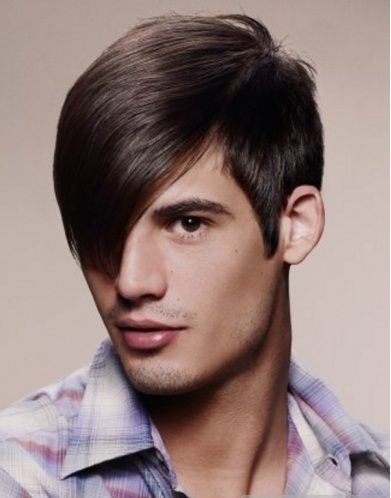 Tunsoare moderna pentru barbati, Foto: haircutsdotnet.blogspot.com