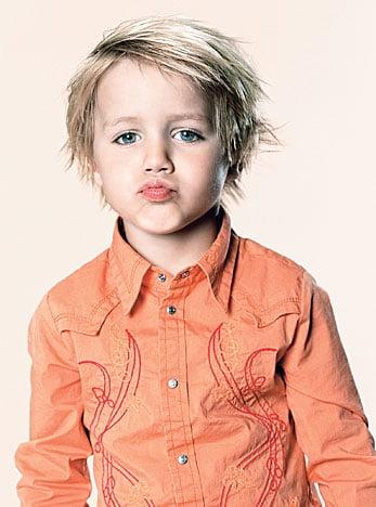 Tunsoare pentru copii, Foto: hairstylepreview.blogspot.com