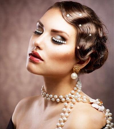 Coafura eleganta, Foto: brillianthairstyle.blogspot.ro