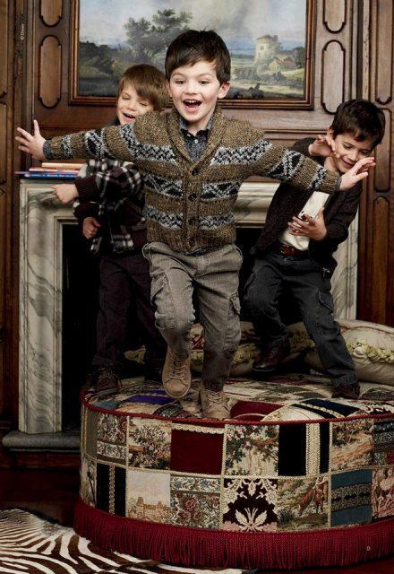Articole de imbracaminte pentru baieti, marca Dolce & Gabbana, Foto: fun-yari.blogspot.ro