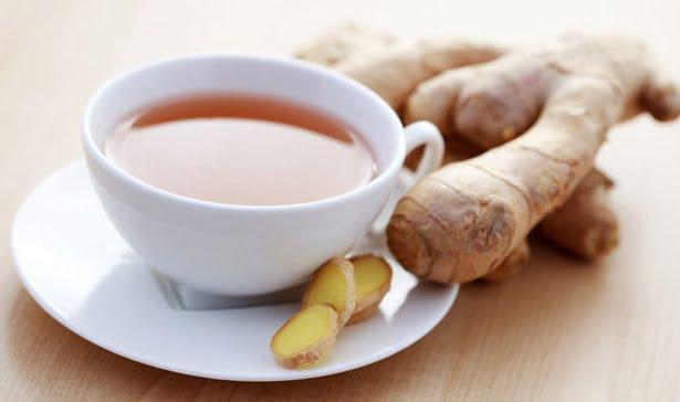 Ceai de ghimbir, Foto: myhaitiankitchen.blogspot.ro