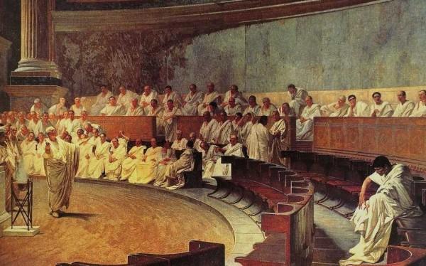 Marcus Tullius Cicero, Foto: covertress.blogspot.ro