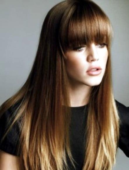 Coafura in nuante deosebite la moda in 2014, Foto: newcool-hairstyles.net