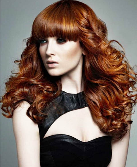 Coafura moderna pentru petrecere, Foto: hairstylese.com