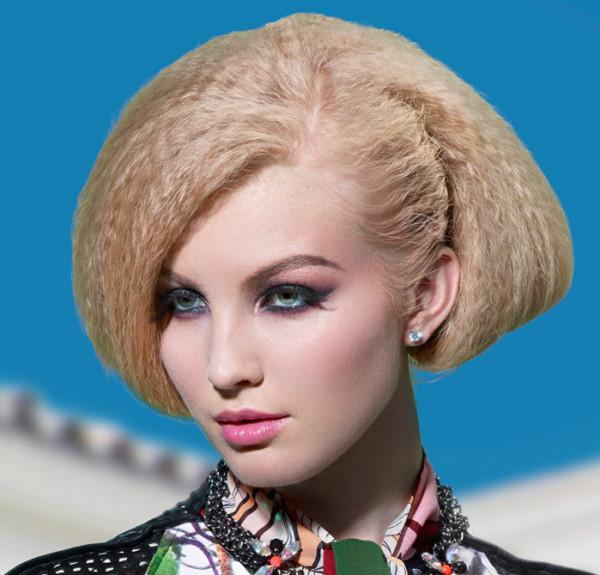 Coafura pentru par blond in 2014, Foto: saxenfrisor.no