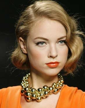 Coafura retro, Foto: short-black-hairstyle.blogspot.ro