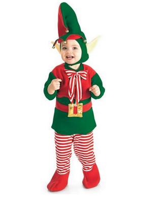 Costum de Elf pentru copii, Foto: spirithalloween.com