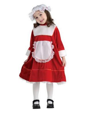 Costum de Craciun pentru fetite, Foto: spirithalloween.com