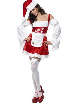 Costum de Craciunita in anul 2013, Foto: karneval-megastore.de