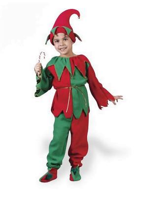 Costum de Elf pentru seara de Craciun, Foto: spirithalloween.com