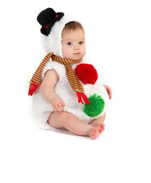 Costum de Om de zapada pentru bebelus, Foto: spirithalloween.com
