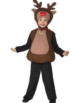 Costum de Ren pentru copii, Foto: karneval-megastore.de