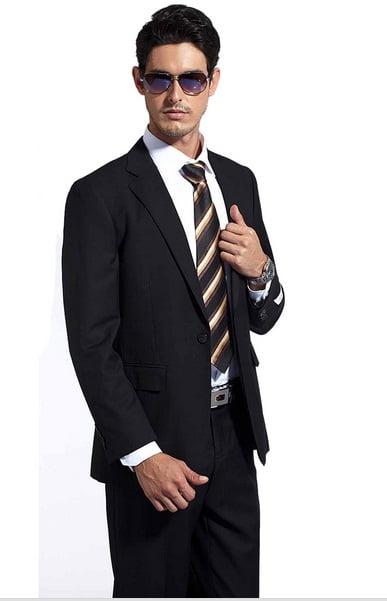 Costum elegant pentru barbati, marca Giorgio Armani, Foto: bros.com.my