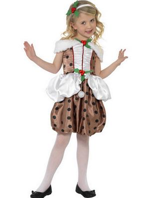 Costum pentru fetite de Craciun, Foto: karneval-megastore.de