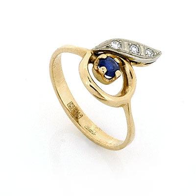 Inel din aur cu diamante, Foto: thebestfashionblog.com