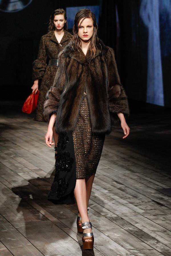 Moda din 2013-2014, Prada, Foto: onehsk.blogspot.ro