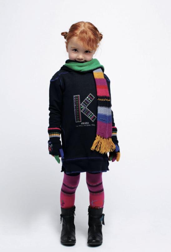 Moda la copiii, Kenzo, Foto: arab47.com