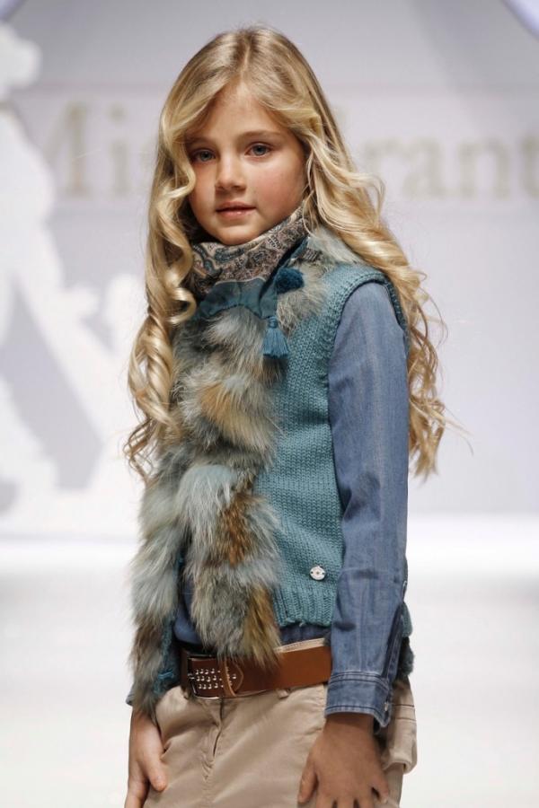 Moda pentru fetite, Foto: modakidsdiegosuarez.blogspot.ro