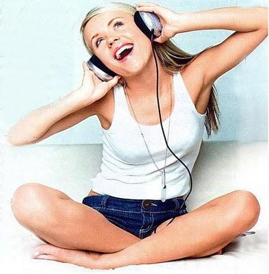 Muzica te ajuta sa te simti bine, Foto: chrissyfitness.blogspot.ro