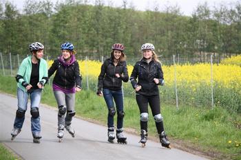 Patinaj pe role, Foto: stadt-delbrueck.de