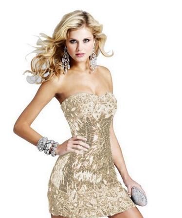 Rochie eleganta pentru Revelion, Foto: amazon.com