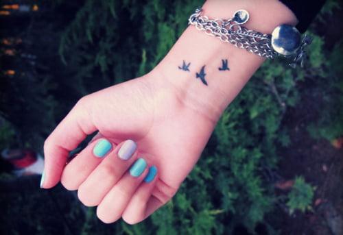 Tatuaje pentru maini, Foto: fashionstyleonsundays.blogspot.ro