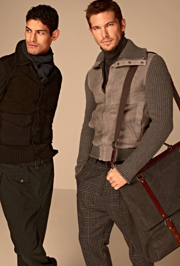 Tinuta casual pentru barbati, creatie Dolce&Gabbana, Foto: thebestfashionblog.com