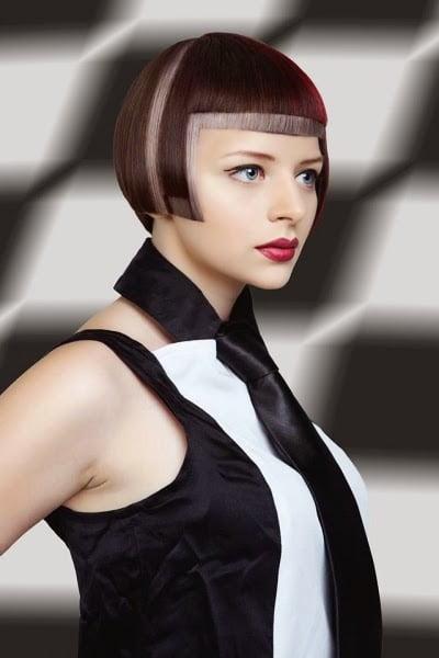 Tunsoare bob pentru femei la moda in anul 2014, Foto: modelatucabello.blogspot.ro