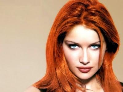 Tunsoare pentru femei cu parul roscat, Foto: modelatucabello.blogspot.ro