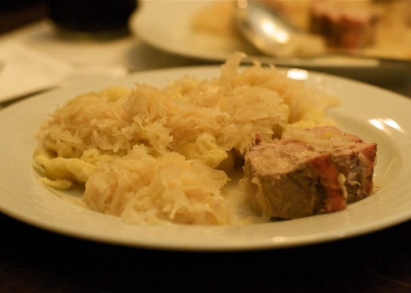 Carne de porc cu varza murata, Foto: mydinnerfromlastnight.blogspot.ro