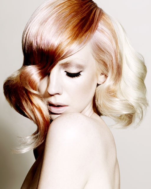 Coafura eleganta in 2014, Foto: direct-hairstyles.com