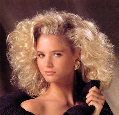 Coafura eleganta la moda in anii'80, Foto: stereo2go.com/topic