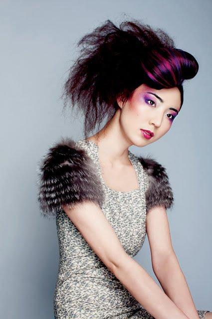 Coafura extravaganta, Foto: direct-hairstyles.com