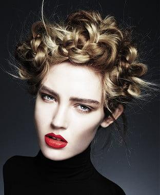 Coafura la moda in 2014, Foto: peinadosysolopeinados.blogspot.ro