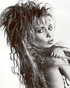 Coafura la moda in anii'80, Foto: davidmansourblondeblog.blogspot.ro