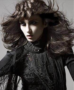 Coafura la moda in anul 2014, Foto: peinadosysolopeinados.blogspot.ro
