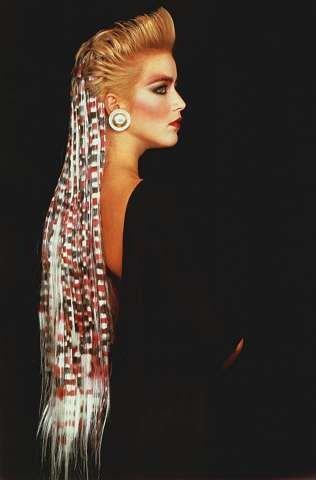 Coafura pentru femei cu parul lung, Foto: fashionandhairstyles.com