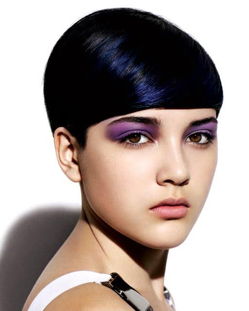 Coafura simpla si eleganta, Foto: direct-hairstyles.com