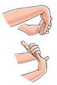 Ecercitiu cu ambele maini