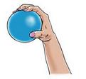 Exercitiu cu minge