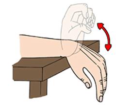 Exercitiu pentru incheietura mainii, Foto: startimes.com