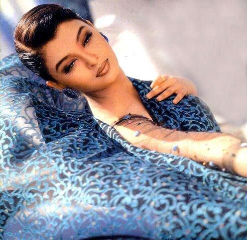Machiaj la actrita Aishwarya Rai, Foto: moviegupshup.net