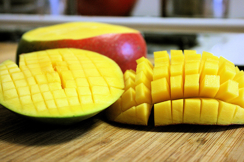 Mango, Foto: learn-laugh-cook.blogspot.ro