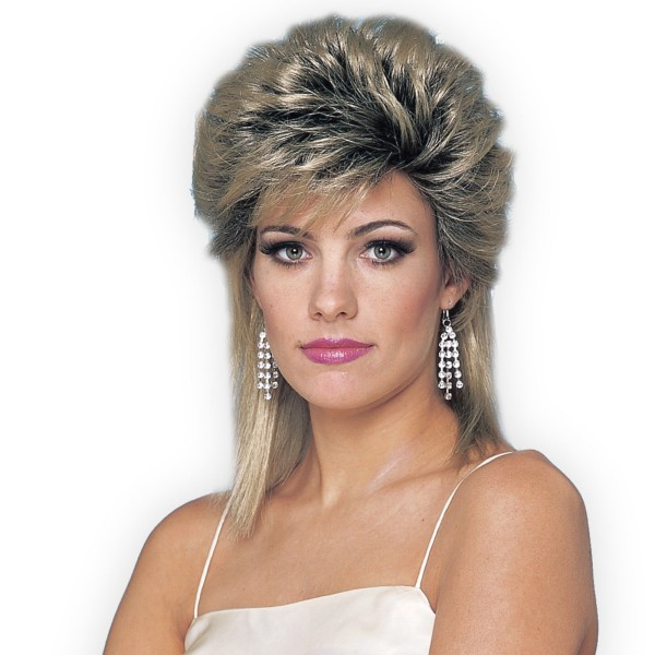 Moda la coafuri in anii'80, Foto: hairstylesworldx.blogspot.ro