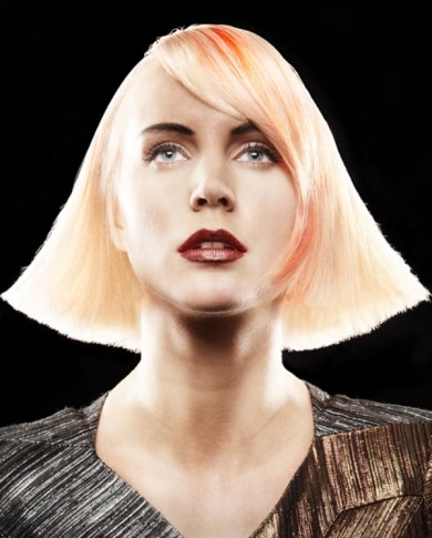 Par blond cu suvite portocalii, Foto: lifestyletrends0.blogsp