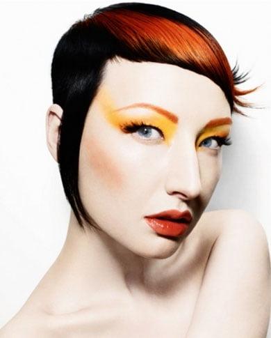 Par negru cu suvite roscate-portocalii, Foto: lifestyletrends0.blogsp
